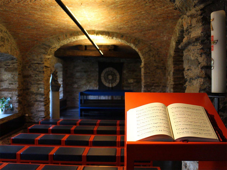 L'attualità senza tempo della Cappella del Convento Bigorio