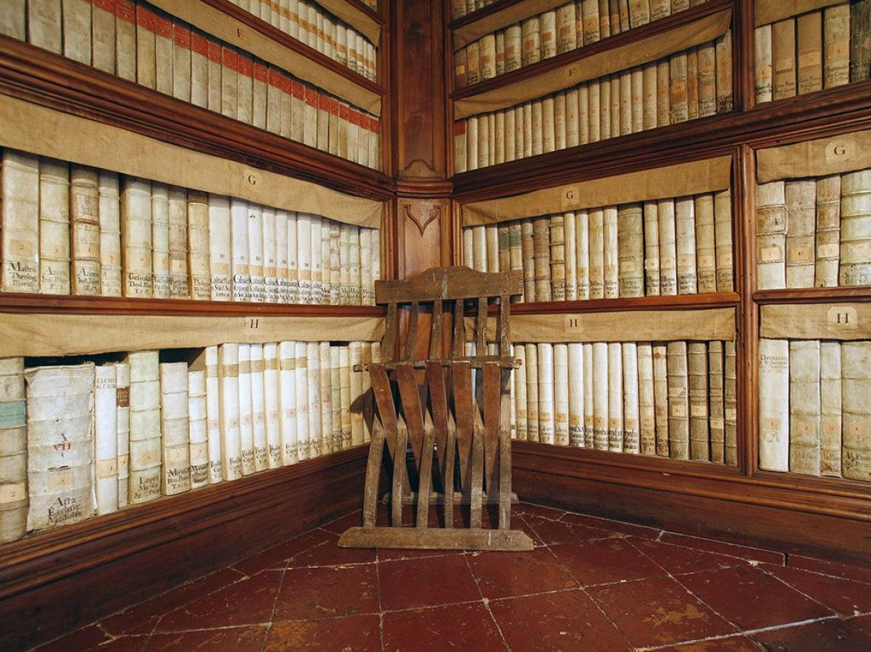Catalogazione e valorizzazione digitale della biblioteca del Bigorio
