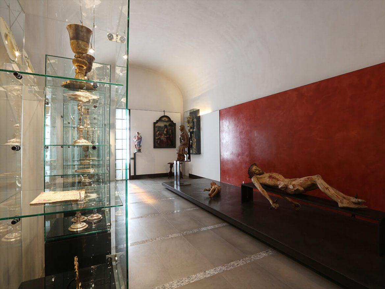 Inaugurazione del museo del Bigorio