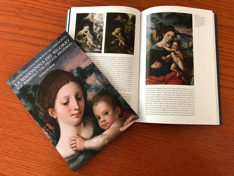 Presentato il libro sulla Madonnina del Bigorio