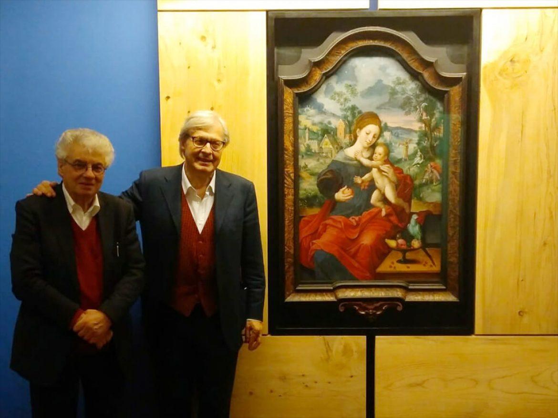 Alla Pinacoteca Züst di Rancate, una mostra dedicata alla Madonnina del Bigorio