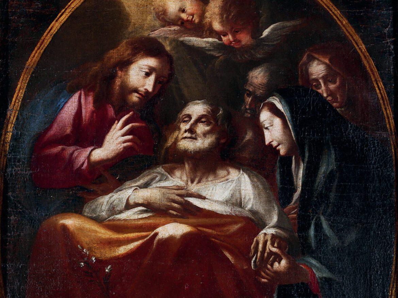 Musica Dipinta: La morte di San Giuseppe