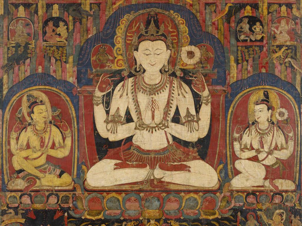 """""""L'intenzione del risveglio"""": corso di meditazione buddhista"""